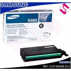 SAMSUNG TONER LASER NEGRO 5.500 PGINAS CLP/610ND/660N/660ND
