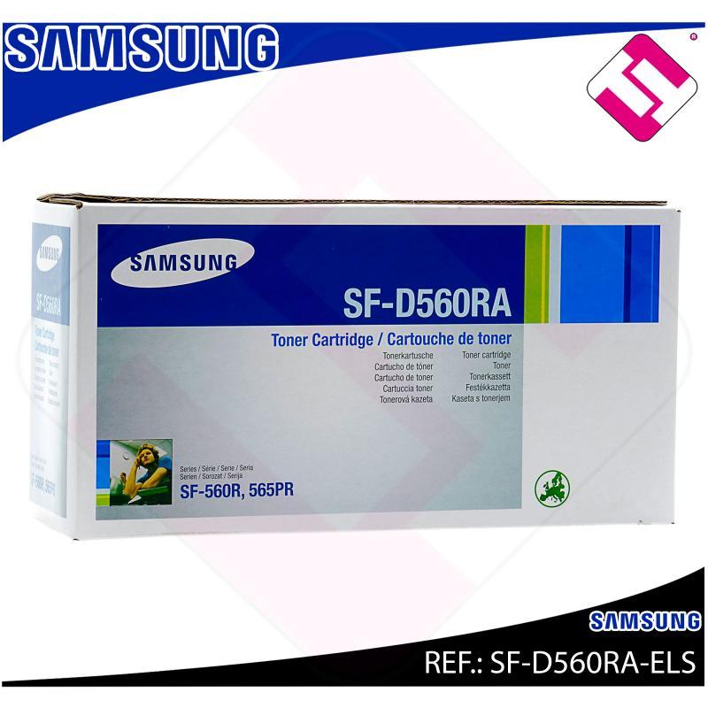 SAMSUNG TONER LASER NEGRO 3.000 PAGINAS SF-/560R/565PR