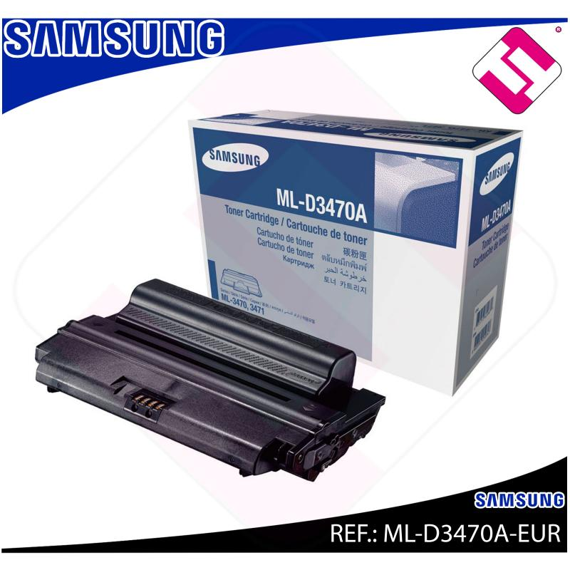 SAMSUNG LASER NEGRO 4.000PAG.ML-/3470D/3471ND*A EXTINGUIR