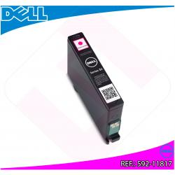 DELL CARTUCHO INYECCION TINTA MAGENTA 95FRJ 430ML AIO V/525W