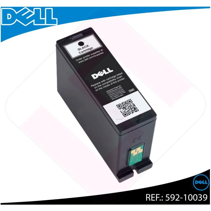 DELL CARTUCHO INYECCION TINTA NEGRO K1014 410ML 720 A920