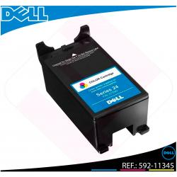 DELL CARTUCHO INYECCION TINTA TRICOLOR T110N 500ML P/713W V/