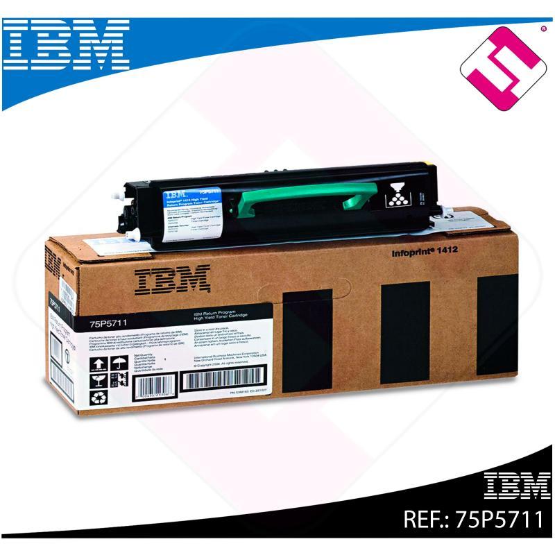IBM TONER LASER 6.000 PAGINAS INFOPRINT/1412/1512 MACHINE TY