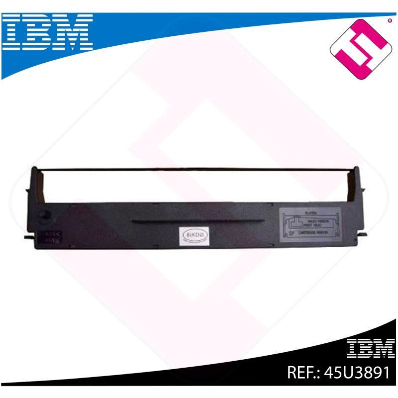 IBM CINTA IMPRESORA NEGRO 17.000 PAGINAS PACK 1 INFOPRINT/65