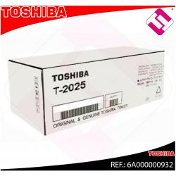 TOSHIBA TONER LASER NEGRO E-STUDIO 200S T-2025E 300 P GINAS