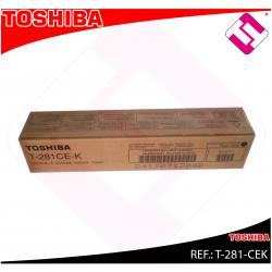 TOSHIBA TONER LASER NEGRO 20.000 PAGINAS E-STUDIO/281C/351E/