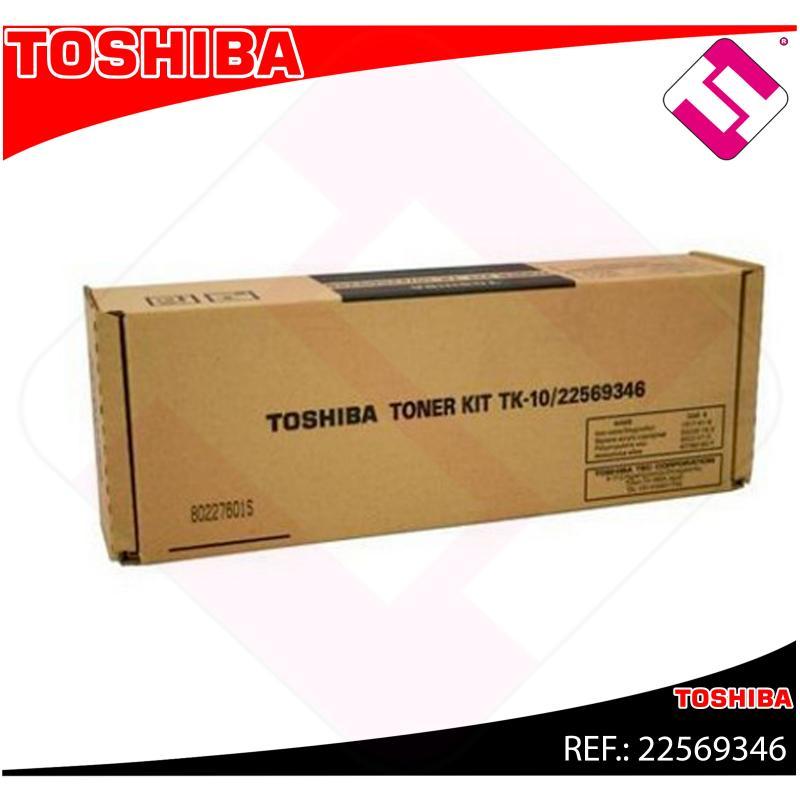 TOSHIBA TONER LASER TK 10 TF/631