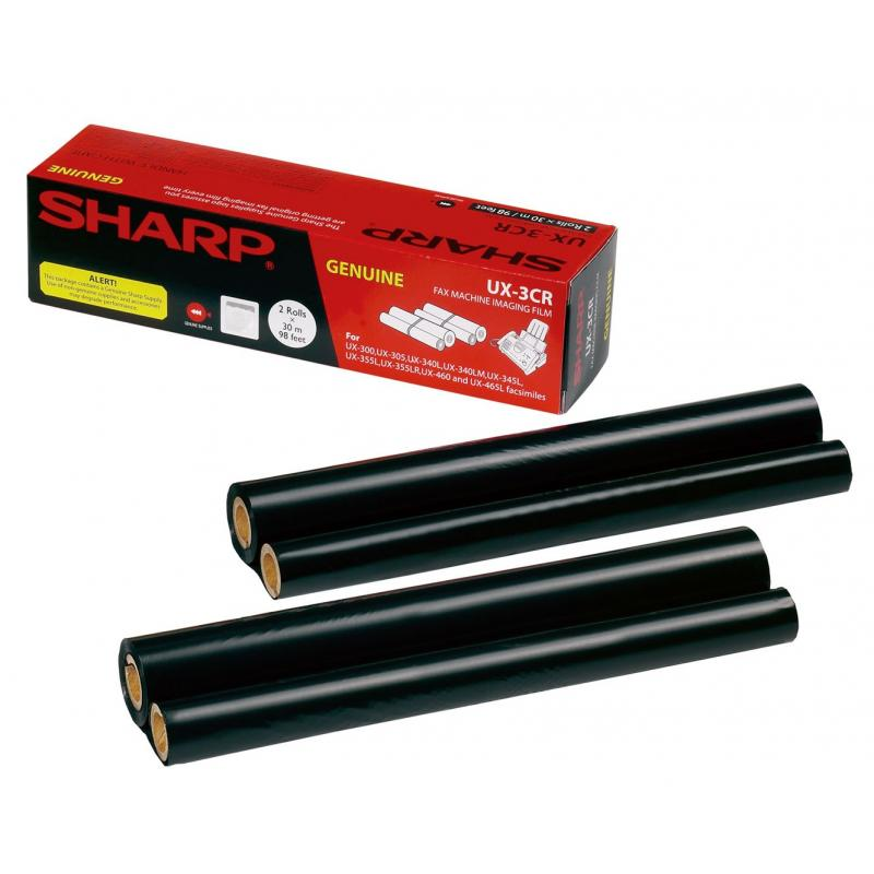 SHARP TONER LASER PACK 2 F/0785/0780/0730/880 NX/530/670 UX/