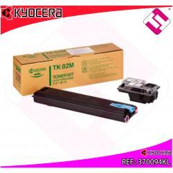 KYOCERA-MITA TONER LASER MAGENTA TK82M 10.000 P