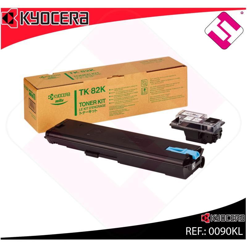 KYOCERA-MITA TONER LASER NEGRO TK82 15.000