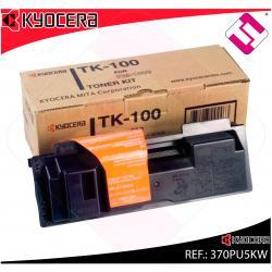 KYOCERA-MITA TONER COPIADORA NEGRO TK100 6.000 PAGINAS KM/15