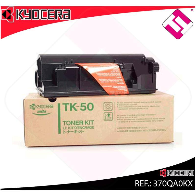 KYOCERA-MITA TONER LASER NEGRO TK50H 15.000 PAGINAS FS/1900