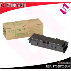 KYOCERA-MITA TONER LASER NEGRO TK17 6.000 PAGINAS FS/1000/10