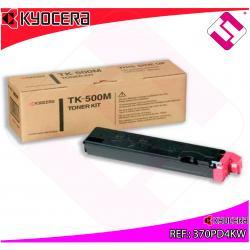 KYOCERA-MITA TONER LASER MAGENTA TK500M 8.000 PAGINAS FSC/50