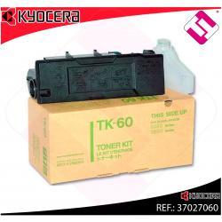 KYOCERA-MITA TONER LASER NEGRO TK60 20.000 PAGINAS FS/3800/1