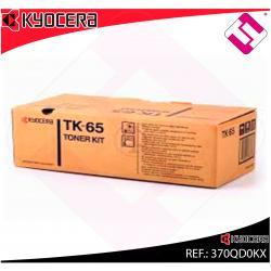 KYOCERA-MITA TONER LASER NEGRO TK65 20.000 PAGINAS FS/3820N/