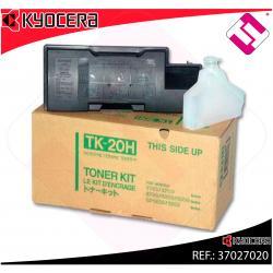 KYOCERA-MITA TONER LASER NEGRO TK20H 20.000 PAGINAS FS/1700/