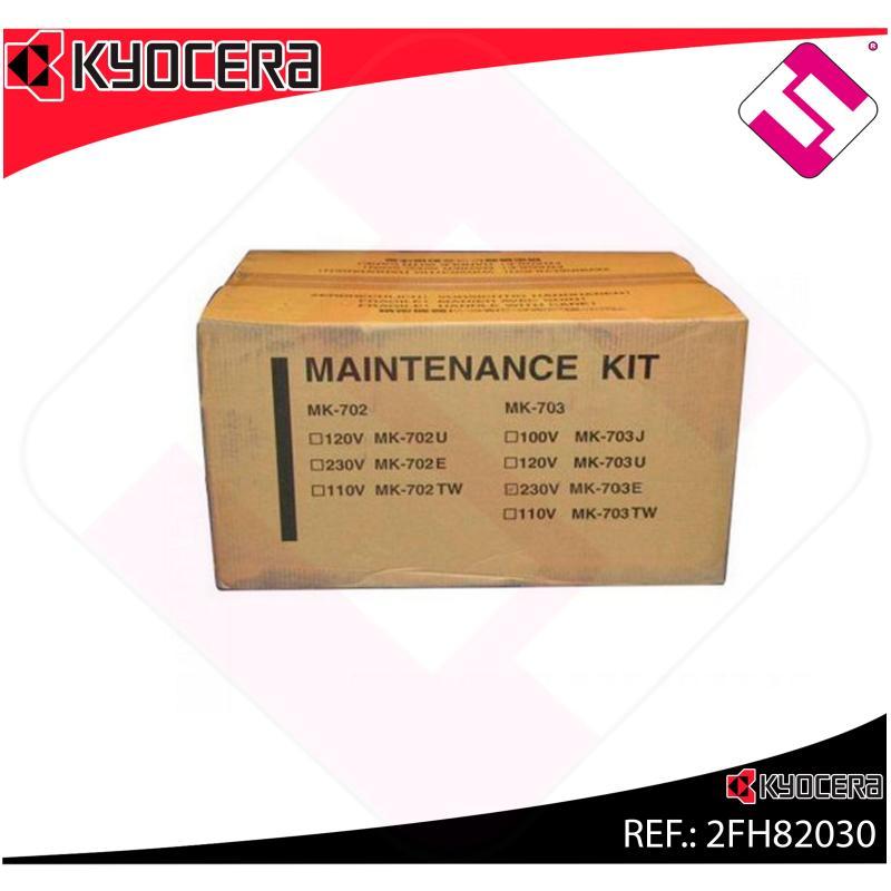 KYOCERA-MITA KIT MANTENIMIENTO LASER MK703 500.000 PGINAS F