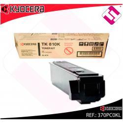 KYOCERA-MITA TONER LASER NEGRO TK810K 20.000 PAGINAS FSC/802