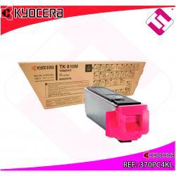 KYOCERA-MITA TONER LASER MAGENTA TK810M 20.000 PAGINAS FSC/8