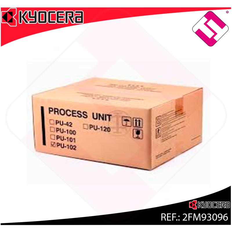 KYOCERA-MITA UNIDAD PROCESO PU102 100.000 PGINAS FS/1020D/1