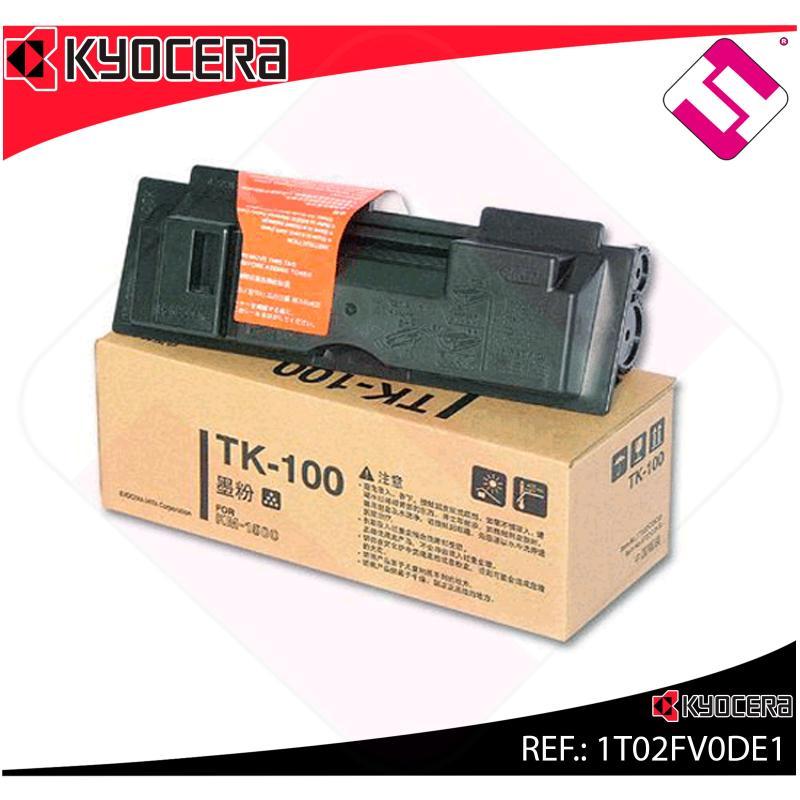 KYOCERA-MITA TONER LASER NEGRO TK110E 2.000 PAGINAS FS/720/8