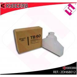 KYOCERA-MITA BOTE RESIDUAL TB60 FS/3800/1800/1020