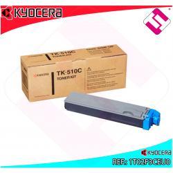 KYOCERA-MITA TONER LASER CIAN TK510C 8.000 PAGINAS FS-C/5020