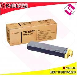 KYOCERA-MITA TONER LASER AMARILLO TK510Y 8.000 PAGINAS FS-C/