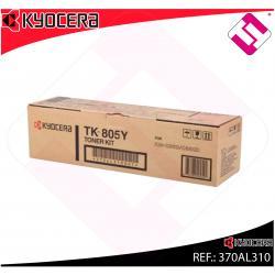 KYOCERA-MITA TONER COPIADORA AMARILLO TK805Y 10.000 PAGINAS