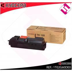 KYOCERA-MITA TONER LASER NEGRO TK120 7.200 PAGINAS FS/1030/1