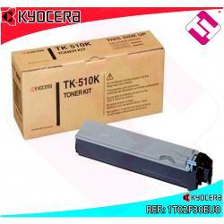 KYOCERA-MITA TONER LASER NEGRO TK510K 8.000 PAGINAS FS-C/502