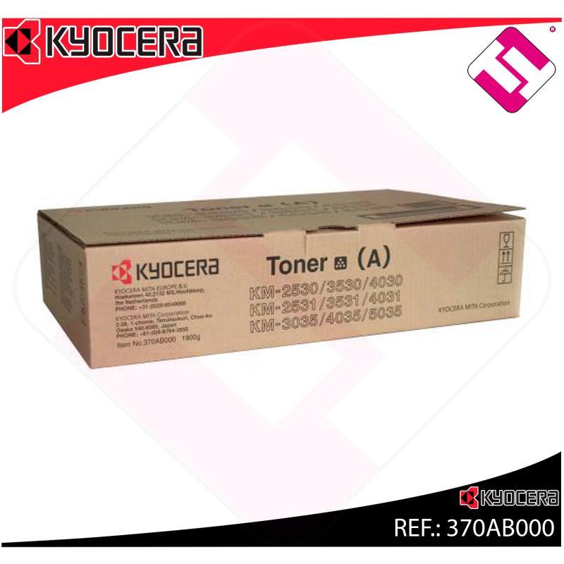KYOCERA-MITA TONER COPIADORA NEGRO 34.000 PAGINAS KM/2530/30