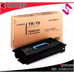 KYOCERA-MITA TONER LASER NEGRO TK70 40.000 PAGINAS FS/9100/9