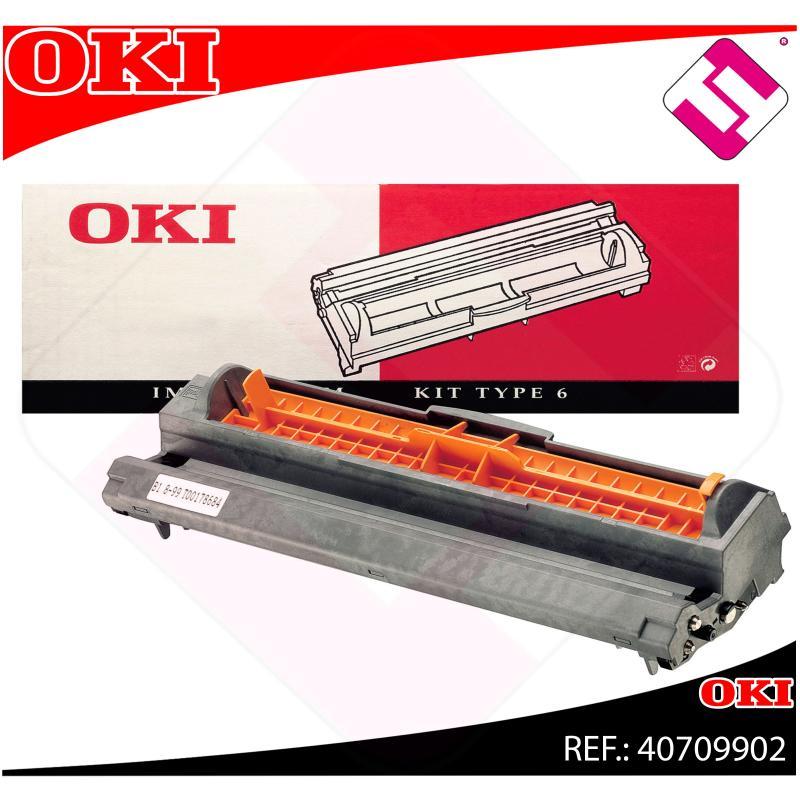OKI TAMBOR LASER 10.000 PGINAS OKIPAGE/6W/8W/8P/8IM OKIFAX/