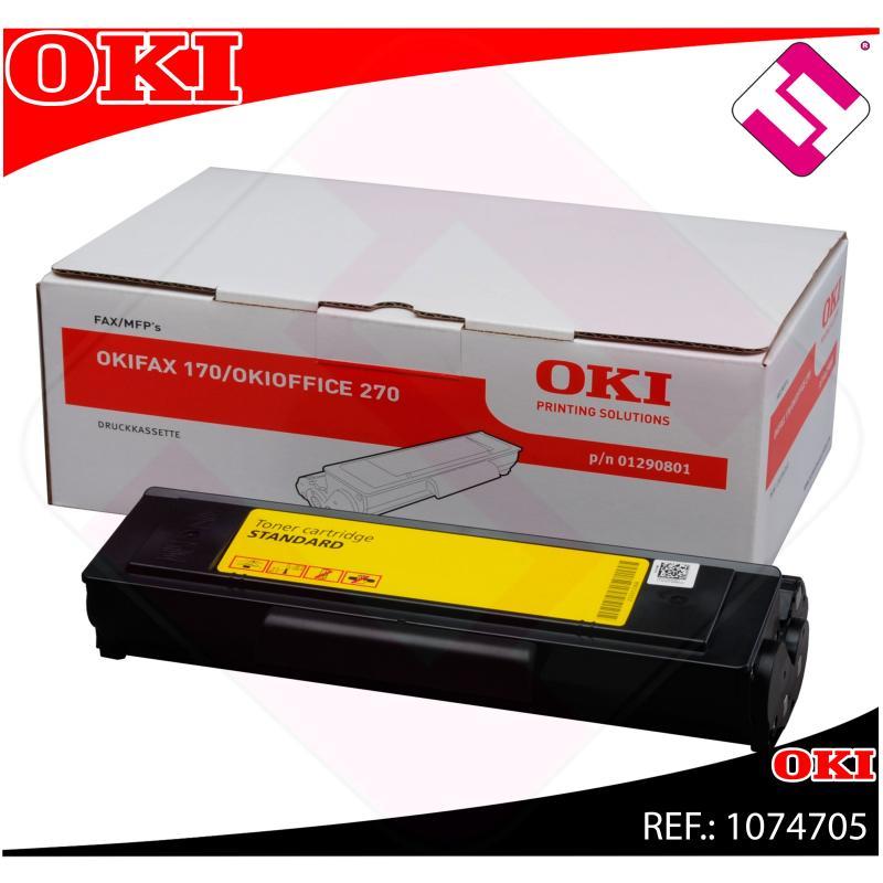 OKI TONER NEGRO 5.000 PAGINAS OKIFAX/5780/5980 EXTINGUI