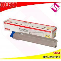 OKI TONER LASER AMARILLO 15.000 PAGINAS C/9600/9650/9800/985