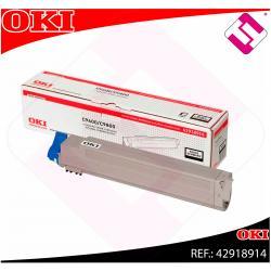 OKI TONER LASER MAGENTA 15.000 PAGINAS C/9600/9650/9800