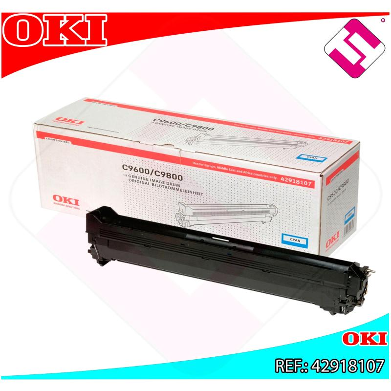OKI TAMBOR LASER CIAN 30.000 PAGINAS C/9600/9650/9800/9850