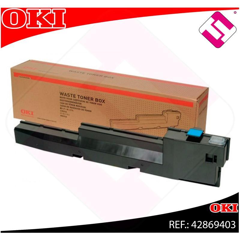 OKI BOTE RESIDUAL COLOR C/9600/9650/9800/9850