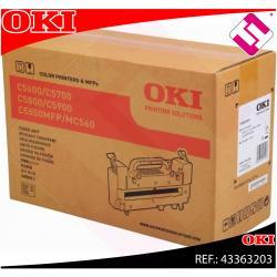 OKI FUSOR LASER 60.000 PAGINAS C/5600/5700/5800/5900/5550 MC
