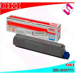 OKI TONER LASER CIAN 6.000 PAGINAS C/8600/8800