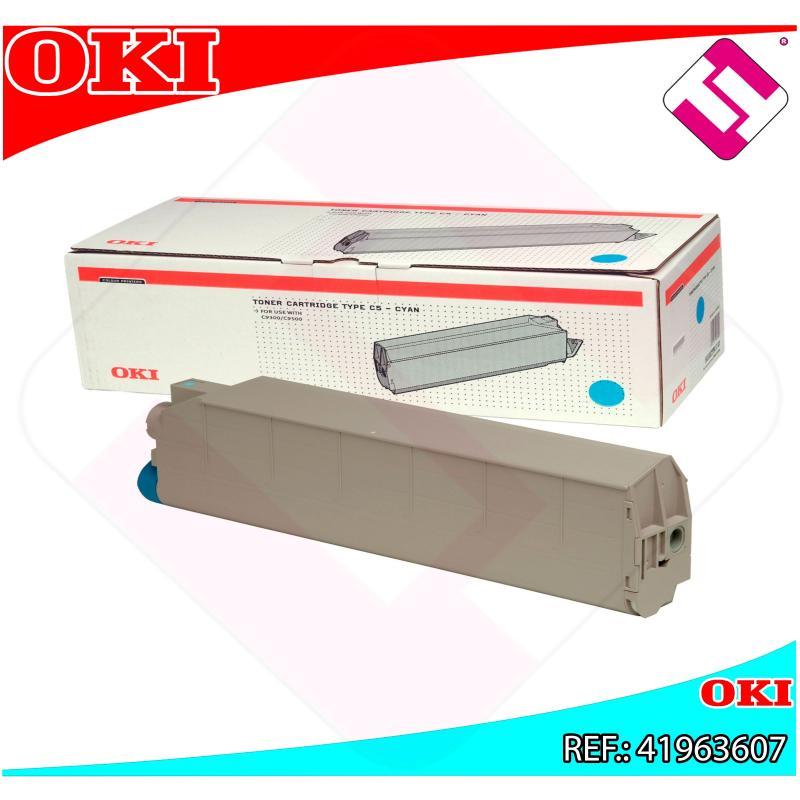 OKI TONER LASER CIAN 15.000 PAGINAS C/9300/9500DESCATLOGADO