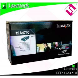 LEXMARK CARTUCHO DE IMPRESIN 6.000 PAGINAS RETORNABLE LEXMA