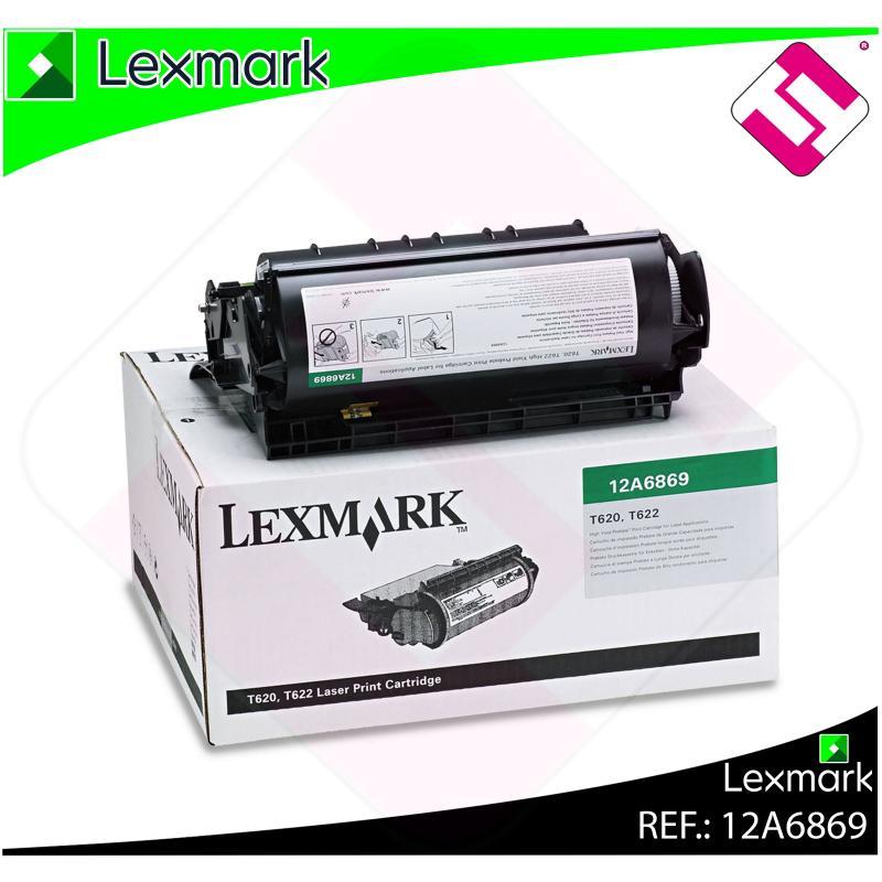 LEXMARK CARTUCHO DE IMPRESIN 30.000 PAGINAS RETORNABLE LEXM