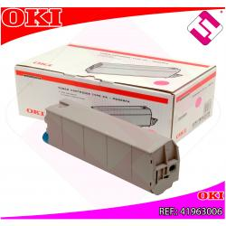 OKI TONER MAGENTA 10.000 P GINAS C/7100/7300/7350/7500EXTING