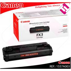 CANON TONER LASER NEGRO FX-3 L/200/220/240/250/260/260I/280/