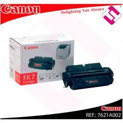 CANON TONER LASER NEGRO FX-7 MFPL/2000/2000IP