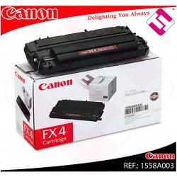 CANON TONER LASER NEGRO FX-4 4.000 PAGINAS L/800/900