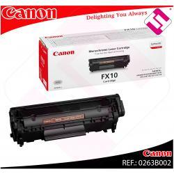 CANON TONER LASER NEGRO FX-10 2.000 PAGINAS L/95/100/120/140